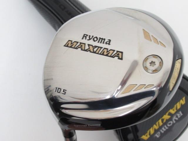リョーマ/RYOMA MAXIMA レフティ SpecialTuning Silver
