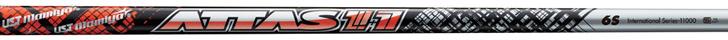 UST Mamiya ATTAS 11(ジャック)