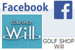 GOLF SHOP Will facebookページ