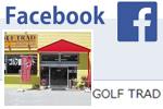 GOLF TRAD facebookページ