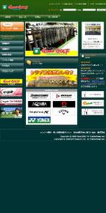 Good GOLF ホームページ