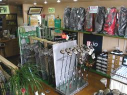 ジャストインゴルフ 店内写真1