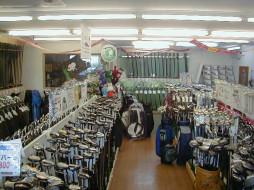 ゴルフキング古城店 店内写真1