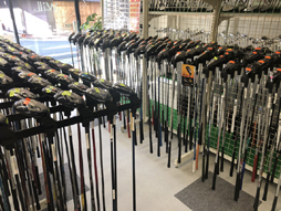 GOLF SHOP Will 店内写真2