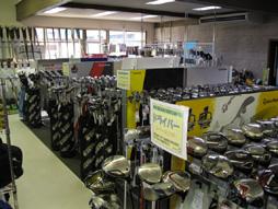 ゴルフキング名古屋緑店 店内写真1
