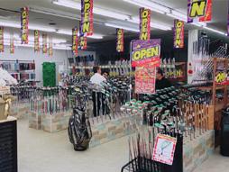 Ebisuya  Golfer`s  Club 入間武蔵藤沢店 店内写真1